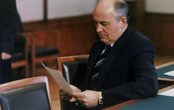 Горбачев призвал Запад прислушаться к Путину и отменить санкции