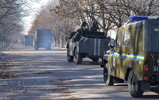 Силовики доставили гуманитарную помощь жителям Красногоровки