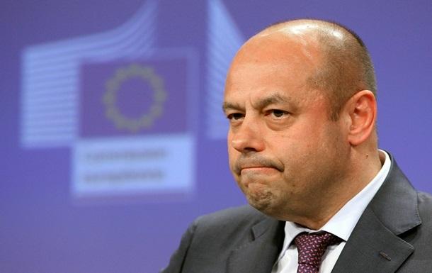 Генпрокуратура викликала на допит главу Міненерго Продана