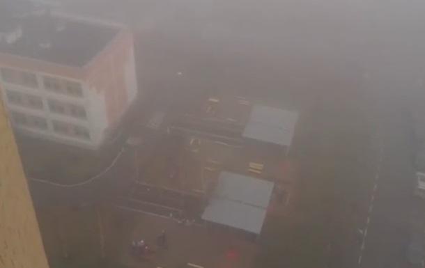 Воздух в Москве испортил нефтеперерабатывающий завод Газпрома – МЧС РФ