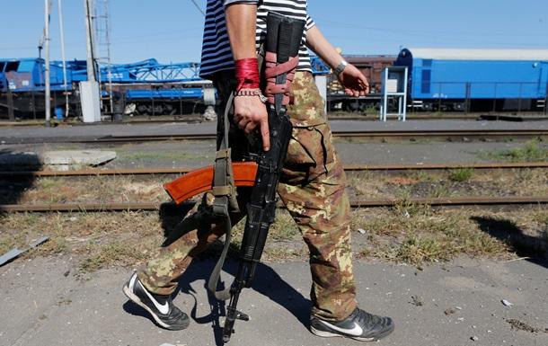 черный рынок оружия в Украине