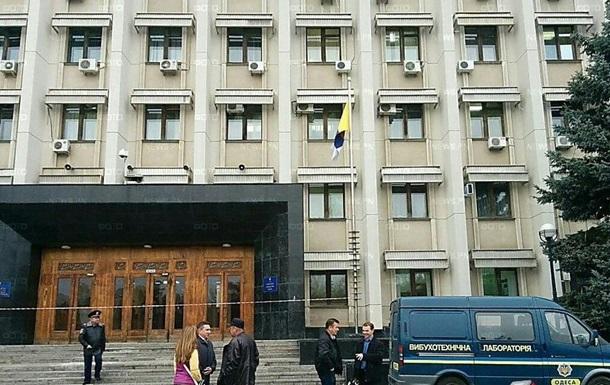 В Одессе  заминировали  ОГА, а в Харькове ищут взрывчатку в метро