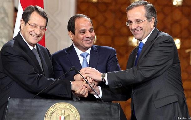 На востоке Средиземного моря создается новый энергетический альянс