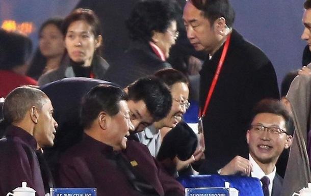 Путин и жена китайского президента