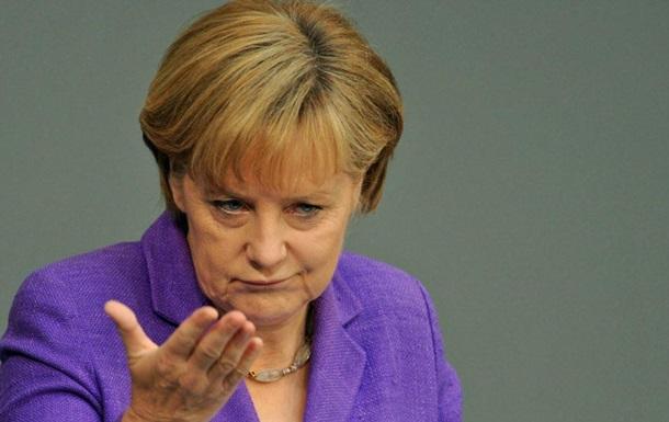 Ситуация в Украине станет одним из вопросов саммита G20 – Меркель