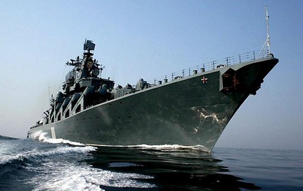Австралія стурбована військовими кораблями Росії біля свого узбережжя