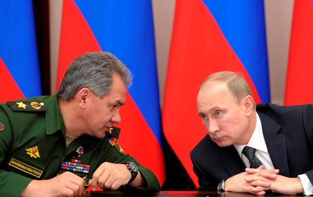 У Міноборони Росії розповіли про свої плани на Крим