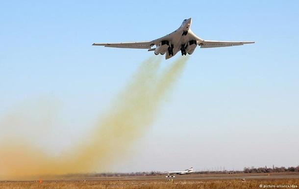 Россия направит самолеты дальней авиации к берегам США