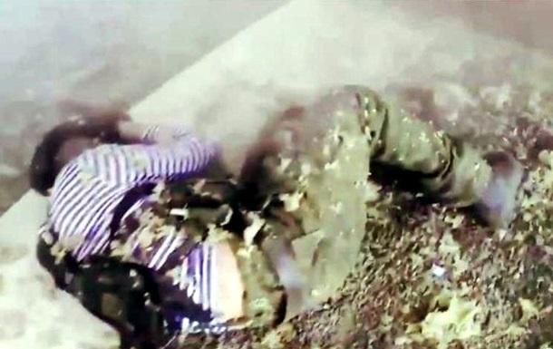 СНБО показал, как украинский танк стреляет и попадает по сепаратистам