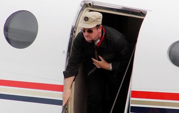 Дверь самолета лидера U2 отвалилась в небе над Германией