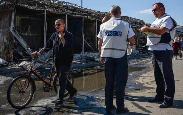 Миссию ОБСЕ в Мариуполе расширят до 100 человек