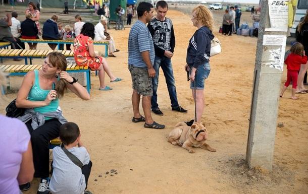 В Минсоцполитики хотят определиться с терминами для беженцев из зоны АТО