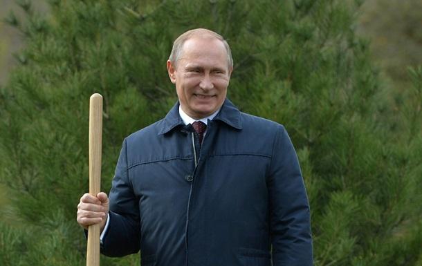 Путін: Економіка Росії готова до падіння цін на нафту