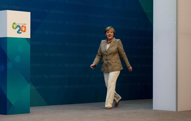 Путін роз яснив Меркель нюанси російського підходу до ситуації в Україні