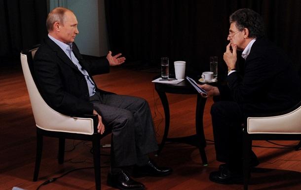 Путін знайшов плюси для Росії від санкцій Заходу