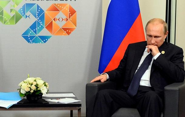 Путин рассказал об ущербе экономике Европы от ответных санкций России