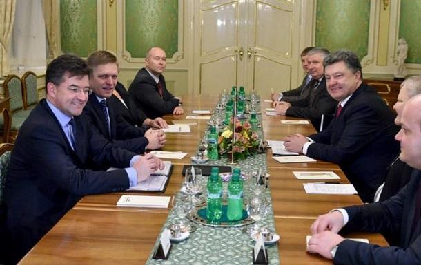Словаччина виконає зобов язання щодо газу перед Україною - прем єр Фіцо