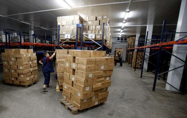У Київ прибула гуманітарна допомога з Естонії