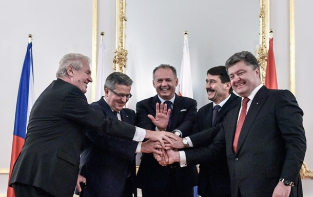 Итоги 16 ноября: Заседание Вышеградской четверки и переговоры в Братиславе