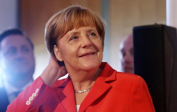 Меркель: Украинский кризис касается всех