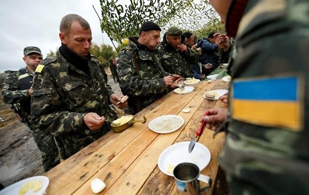 В Киеве создали комиссию для помощи участникам АТО