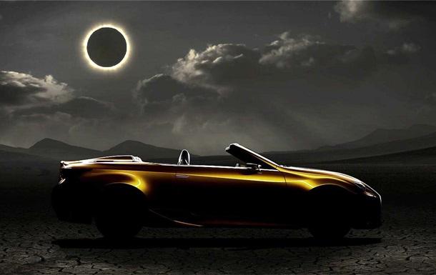 Представлений тизер нової моделі Lexus