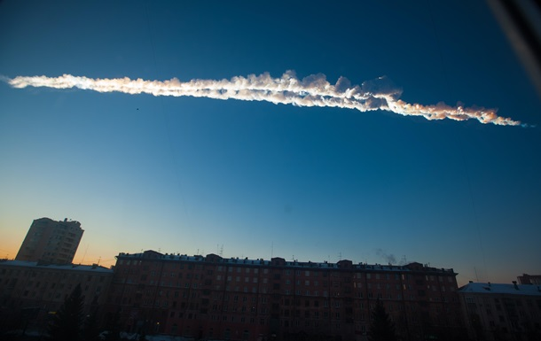 NASA показало карту с местами падения метеоритов на Землю