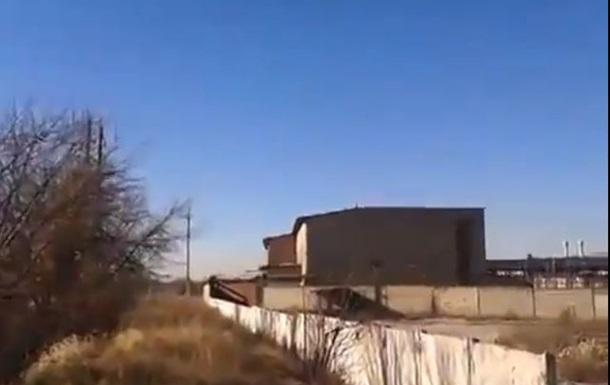 Житель Горловки снял видео о том, кто обстреливает город
