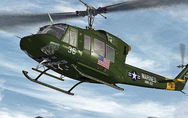 У Таїланді розбився військовий вертоліт, загинули дев ятеро людей