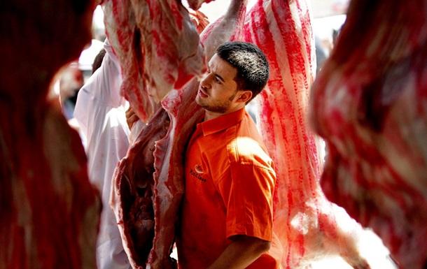 Обсяги імпортного м яса на українському ринку скоротилися на третину