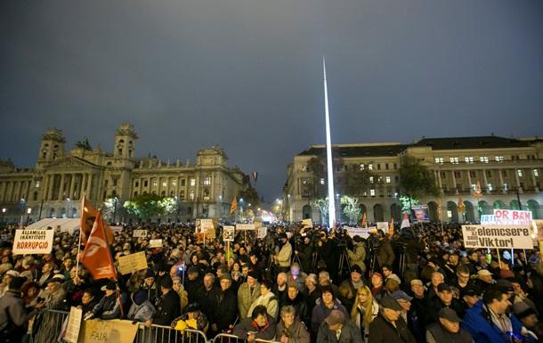 Нові Майдани в Європі. Як в Чехії та Угорщині мітингують проти влади