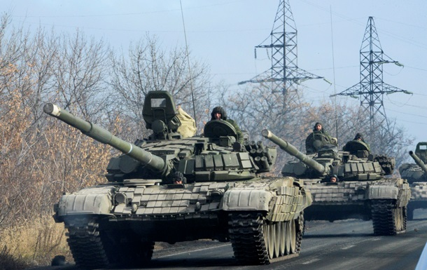 НАТО: Россия  очень серьезно  наращивает войска внутри Украины