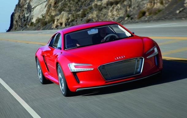 Audi зняла рекламу-бойовик
