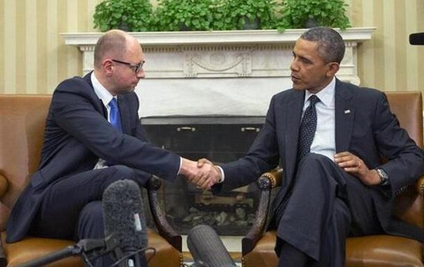 США рассчитывают, что новый госпереворот в Украине оплатит Яценюк?
