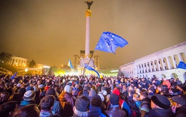 Годовщина Майдана 21 ноября - праздник в Украине