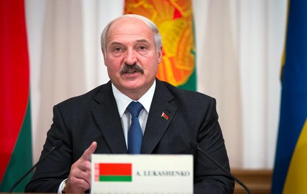 Лукашенко побачив погіршення ситуації в Україні