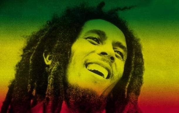 Боб Марлі став обличчям офіційного бренду марихуани