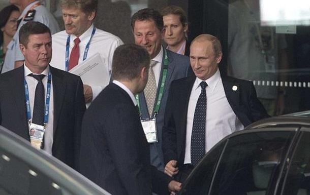 У Путина на G20 был дегустатор, а 75% номеров в отеле заняла охрана - СМИ