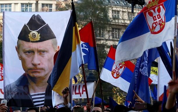 Сербию обязали ввести санкции против России для вступления в ЕС