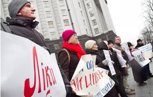 Нет денег. В Киеве пациенты диализных отделений попадают в реанимацию