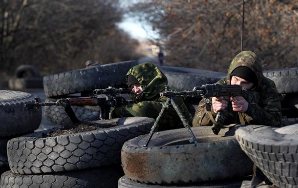 Фронтовые сводки с Юго-Востока за 20 ноября