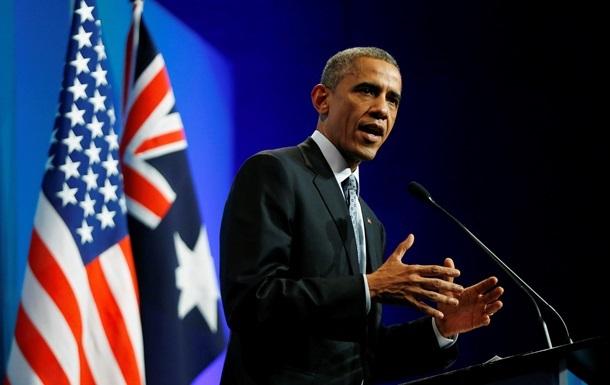 Обама призвал не устраивать беспорядки в Фергюсоне