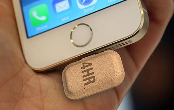 Китаец показал концепт одноразовых бумажных батареек для смартфонов