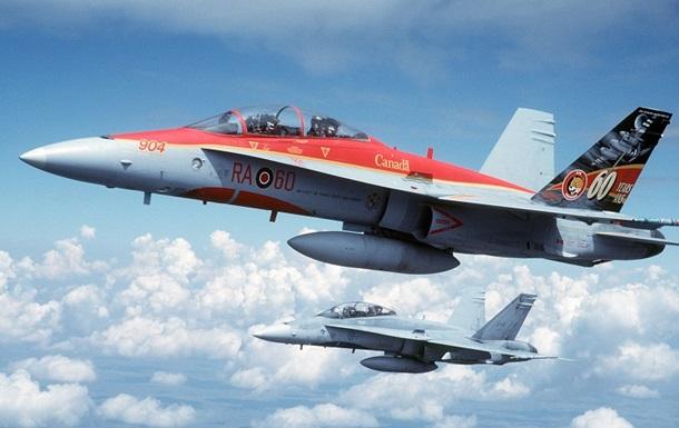 Україна відмовилася від закупівлі канадських винищувачів F-18