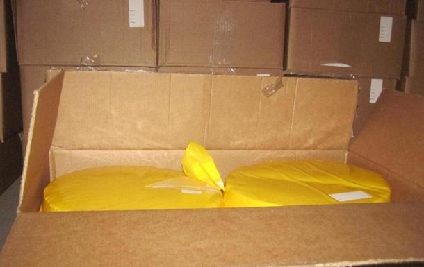 Латыш пытался вывезти из Украины в Россию 24 тонны сыра