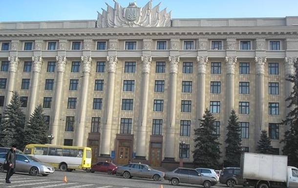 В здании Харьковской ОГА ищут взрывчатку