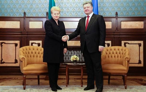 Україна і Литва домовилися про співпрацю у військовій сфері