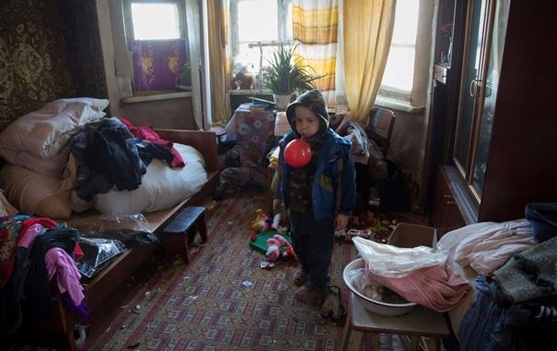 Эксперты составили карту потребностей детей Донбасса