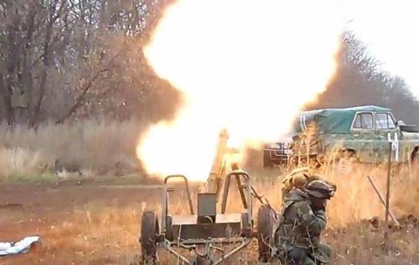 Полк Азов заявил об уничтожении позиций сепаратистов: обнародовано видео