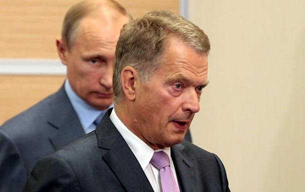 Президент Фінляндії: Слід було вступати до НАТО, коли Росія була слабкою